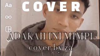cover album ADAKAH INI MIMPI reedzwan - Cover By Za