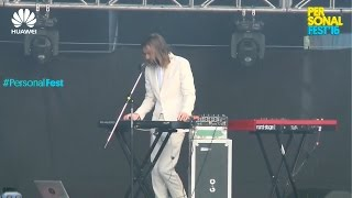 Breakbot Break Of Dawn Fantasy Personal Fest 2016 Buenos Aires Argentina Hd