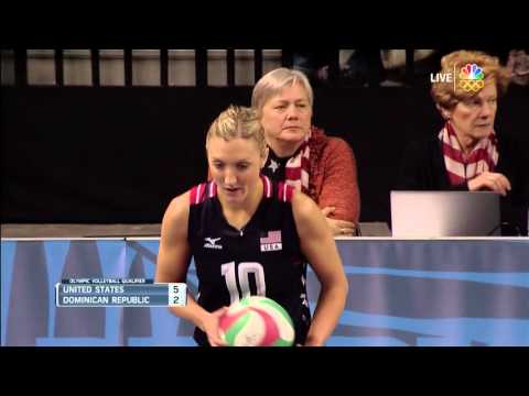 2016 Women's Volleyball Olympic Qualifier
