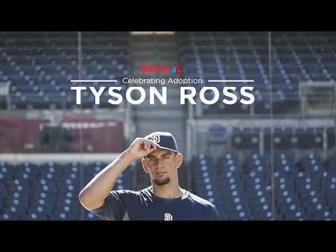 Thumbnail image for 'MLB Player Tyson Ross- Won Over by a Pibble Smile'