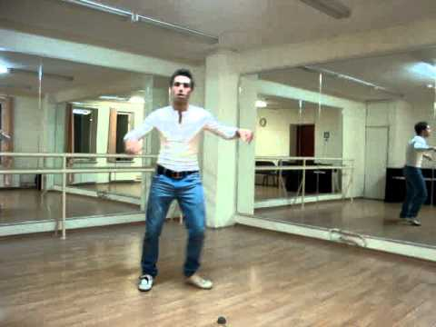 7 базовых элементов клубного танца. Слайд
