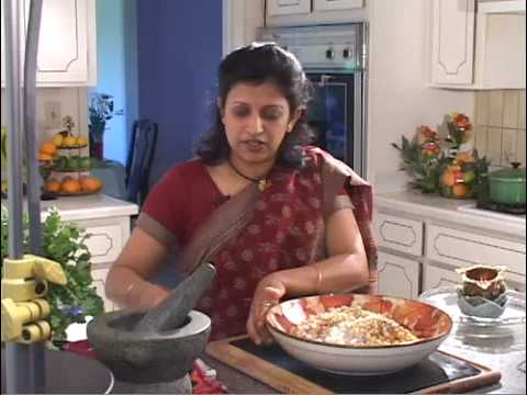 Indian Vegetarian Gourmet – Tangy Garbanzo Salad