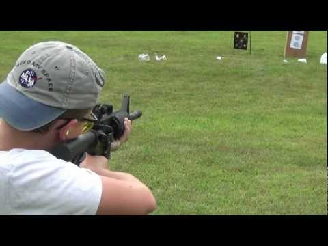 Shooting Walmart's AR 15. The Colt LE6920. Part 1