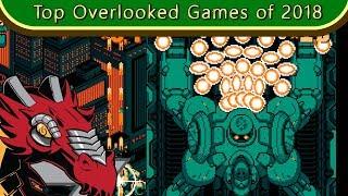 Top 15 Overlooked Games of 2018