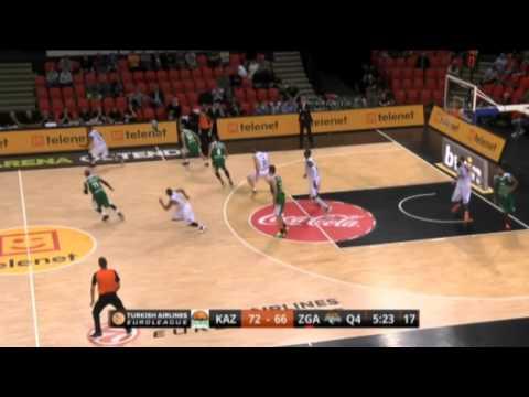 Qualifying Rounds Highlights: Unics Kazan-Stelmet Zielona Gora