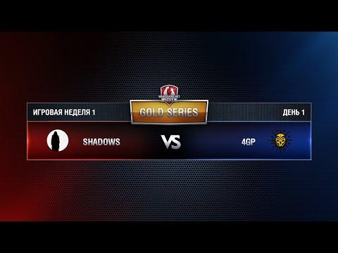 Wgl Gs Shadows Vs 4gp 3 Season 2015 Week 1 Match 2 video