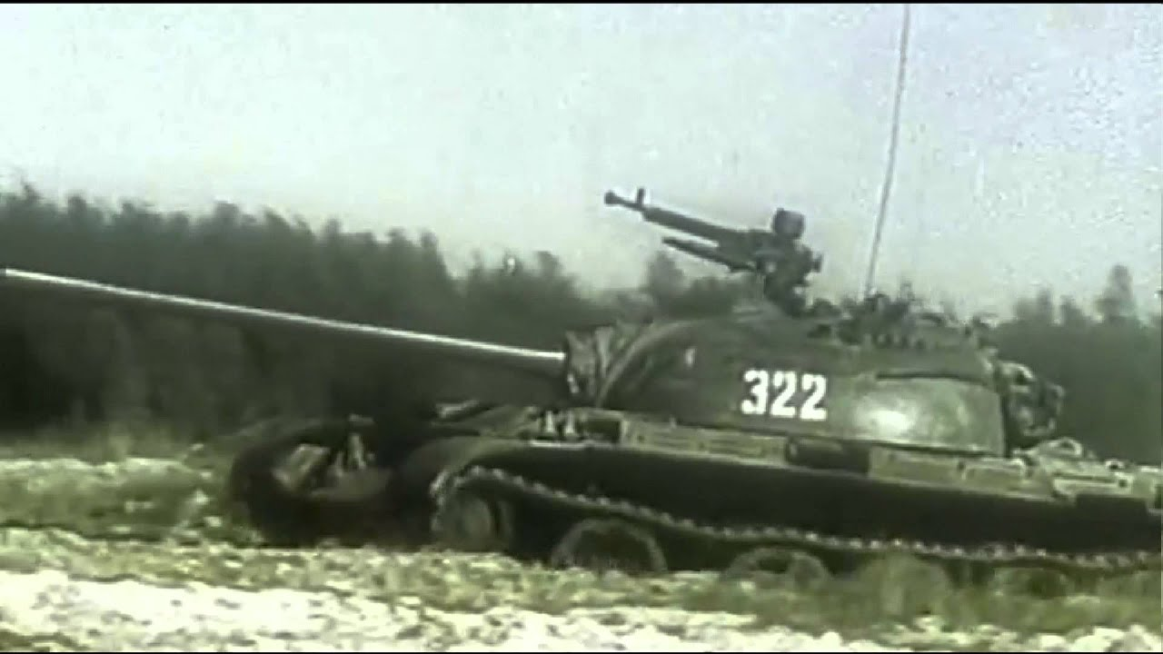east german tanks