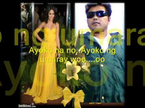 Aray-- Mae Rivera (lino Elen) W  Lyrics video