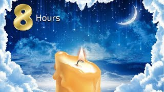 Sleep Meditation for Children | 8 HOUR SLEEPING CANDLE | Bedtime Story for Kids