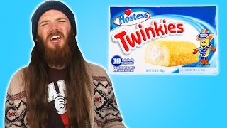 Irish People Taste Test Hostess Cakes