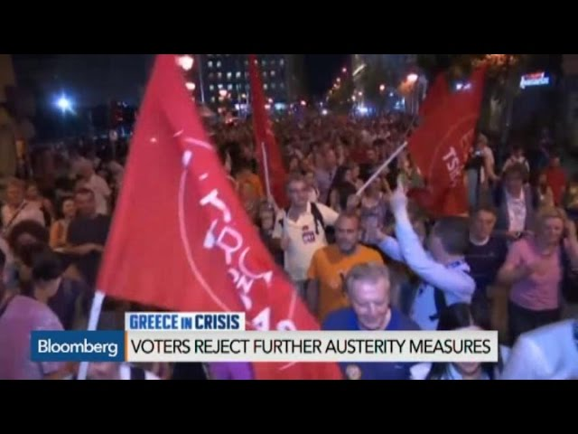 Voters Say No to Austerity Measures. Now What?