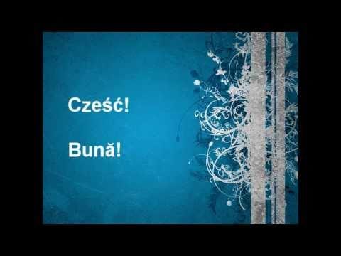 Nauka Języka Rumuńskiego - Powitanie
