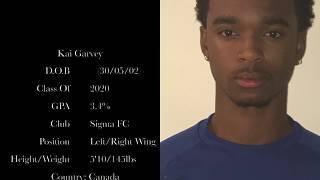 Kai Garvey 2018 Spring/Summer Highlight Tape