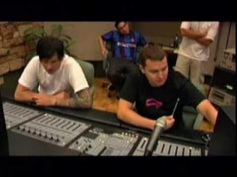Blink 182 MTVs Album Launch