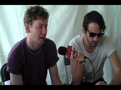 WGRD Foals Interview at Orion Music + More