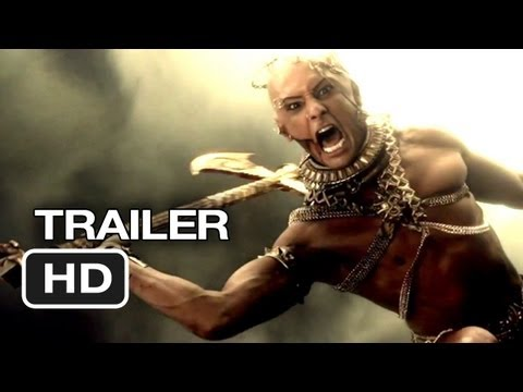 300: Rise of an Empire Official Trailer #1 (2014) - Frank Miller Movie HD