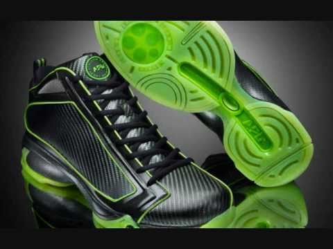 Spring Loaded Basketball Shoes