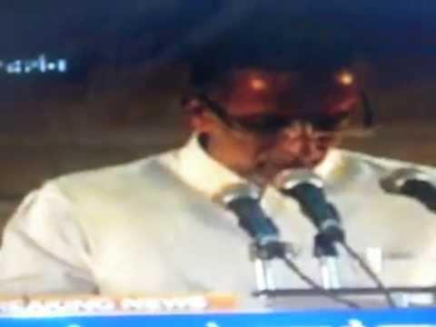 Faridabad MP Krishanpal Gurjar takes oath as Minister