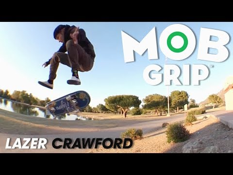 Lazer Crawford: The Grippiest | MOB Grip