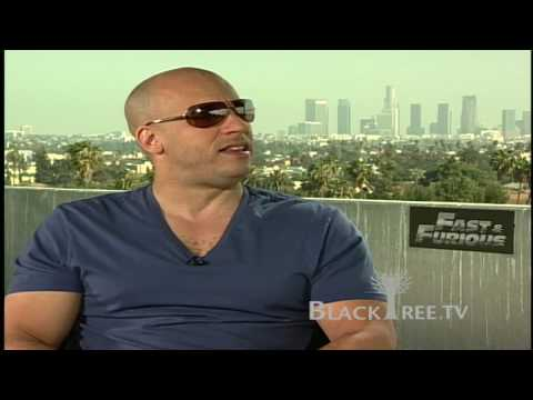 Fast and Furious - Vin Diesel discusses his return... Video