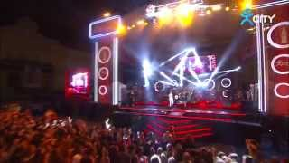 КРИСКО & МАРИЯ ИЛИЕВА – Видимо доволни – Live at Coca-Cola Happy Energy Tour 2014 Sofia