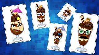 Finger Family | Chocolate ice Cream Finger Family | Finger Family Rhymes