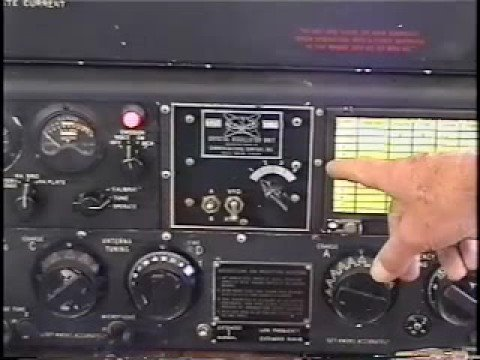 Aircraft Radio Demonstration