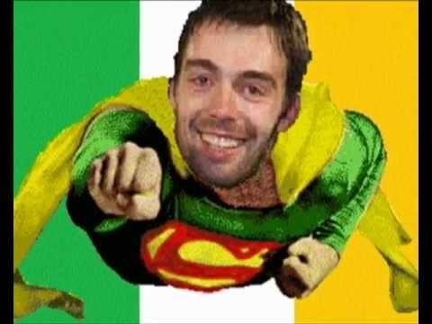 Breen White&Gold (Official Unofficial Euro 2012 Song - Ireland)