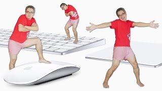 新型キターーー!Apple Magic Trackpad 2 / Magic Mouse 2 / Magic Keyboard 一挙にレビュー!