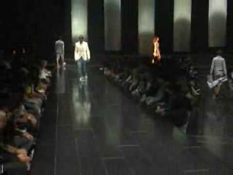 New York Fashion Week: G-Star Raw S/S 2010 (II) Video