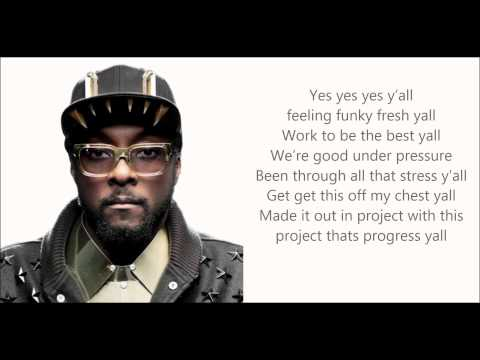 Will.i.am ft. Justin Bieber - That Power Lyric Video