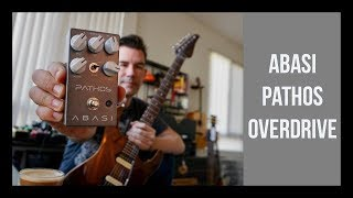 Abasi Pathos Overdrive By Tosin Abasi Demo By Pete Thorn
