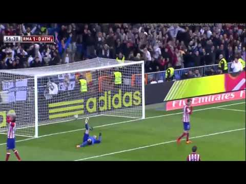 Real Madrid Atletico Madrid 2014 3-0 All Goals & Highlights Copa del Rey 2014 HD