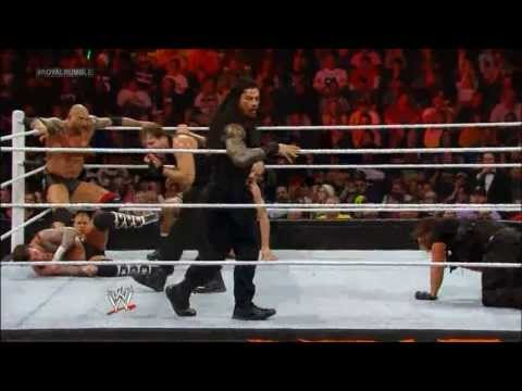 Royal Rumble 2014 Highlights Hd video