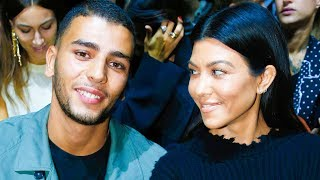 Kourtney Kardashian And Younes Bendjima Caught Together On A Date! | Hollywire