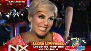 Hazme Reír Lupita D'Arressio vs Lupita D'Alessio