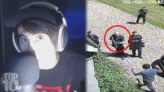10 YouTubers Who Were SWATTED