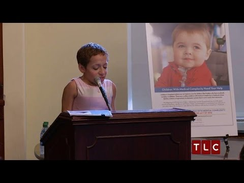 The Little Couple Advocates for Children's Health | The Little Couple