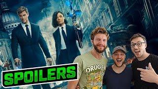 Men in Black: International Movie Review (Spoilers)