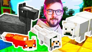 I Brought Back ALL of Jacksepticeye's Animals PERMANENTLY!