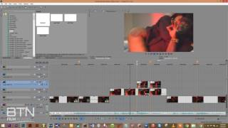 How To Edit Rap Music Videos Using  Sony Vegas Pro With Buck Tv