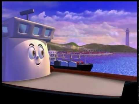 Cargo Ship Kid - English Version