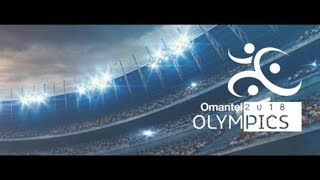 Omantel Olympics 2018 | Football Finals