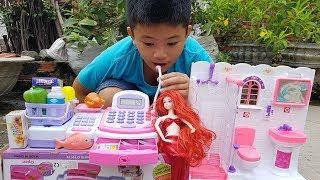 Trò Chơi Máy Tính Tiền ❤ ChiChi ToysReview TV ❤ Đồ Chơi Trẻ Em Baby Toys