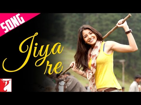Jiya Re - Song - Jab Tak Hai Jaan - Anushka Sharma