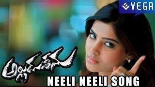 Alludu Seenu Movie Songs - Neeli Neeli Song - Sai Sreenivas, Samantha