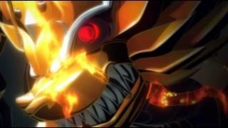 GARO Honoo no Kokuin Trailer