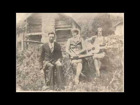 Carter Family - Sad and Lonesome Day