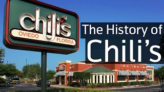 History of Chilis Restaurant by Smartyflix