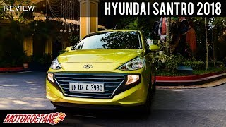Hyundai Santro 2019 Review | Hindi | MotorOctane